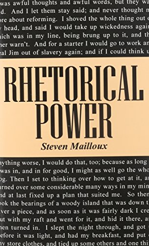 Image for publication on Rhetorical Power