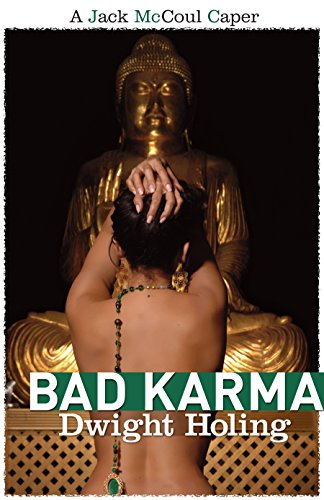 Bad Karma by Dwight Holing ebook deal