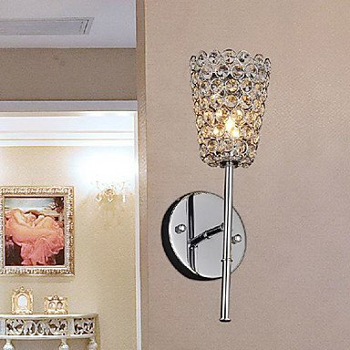 la lumiššre ambiante lumiššre cristal de mur artistique 220-240v
