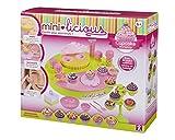 Lansay Mini Délices 17238 - Taller de cupcakes de juguete