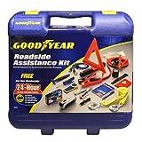Auto Roadside Assistance Kit by Goodyear - Emergency Car Kit