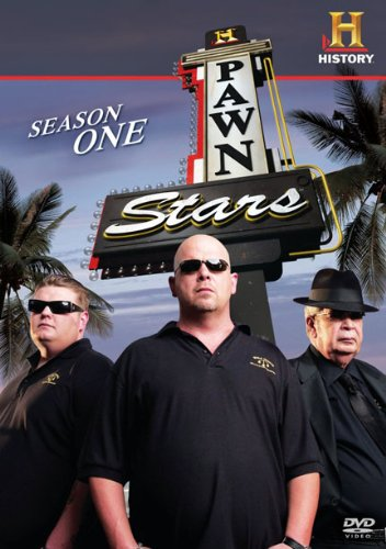 Cover art for  Pawn Stars: The Complete Season One