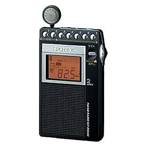 SONY FM/AM PLLシンセサイザーラジオ ICF-R354M