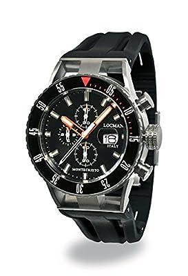 Locman Montecristo Professional Divers' Chronograph