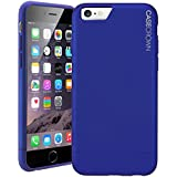 iPhone 6 Case, CaseCrown Lux Glider Case (Blue Sapphire)