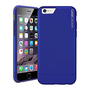 CaseCrown Lux Glider Case (Blue Sapphire) for Apple iPhone 6