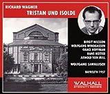 Wagner - Tristan and Isolde (Nilsson/Windgassen/Sawallisch/Bayreuth 1957) Richard Wagner