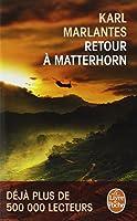 Retour à Matterhorn