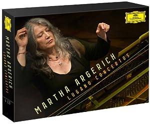Martha Argerich : Lugano Concertos
