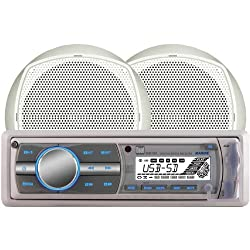 See Dual MCP100 AM/FM/MP3/WMA 55-Watt Stereo Receiver with 2 Speakers Details