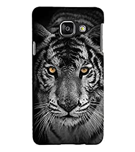 PRINTSHOPPII TIGER Back Case Cover for Samsung Galaxy A3 (2016) Duos