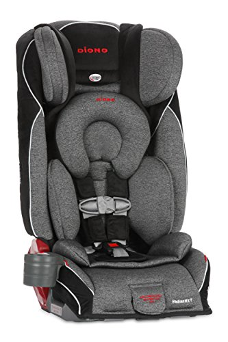 Diono Radian RXT Convertible Plus Booster Car Seat, Heather