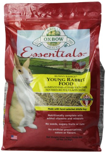 Oxbow-Animal-Health-Bunny-Basics-Young-Rabbit-Fortified-Small-Animal-Feeds-10-Pound