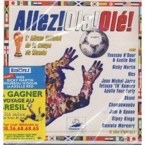 Allez ! Ola ! Olé ! : l'album officiel de la Coupe du monde [de football], VAR 518