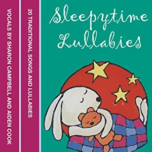 Sleepytime Lullabies Audiobook