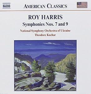 American Classics - Roy Ellsworth Harris (Sinfonien Nr. 7 & 9)