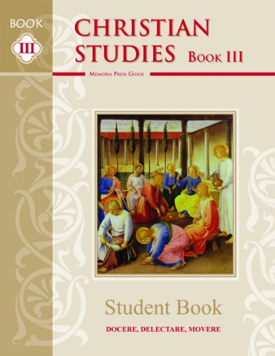 Christian Studies III, Student Book