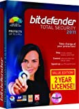 BitDefender Total Security 2011 Value Edition - 3 PC/2 year