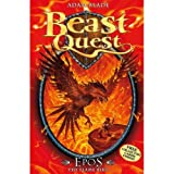 Adam Blade Beast Quest Series 1, 6 Books, RRP £29.94 (Ferno the Fire Dragon, Sepron the Sea Serpent, Arcta the Mountain Giant, Tagus the Horse- Man, Nanook the Snow Monster, Epos the Flame Bird)