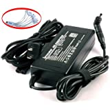 "iTEKIRO 19V 90W AC Adapter Charger for Vizio CN15 15.6"" Notebooks, CT14 14"", CT15 15.6"" Thin + Light Ultrabooks; CN15, CN15-A0, CN15-A1, CN15-A2, CN15-A5, CT14, CT14-A0, CT14-A1, CT14-A2, CT14-A4, CT15, CT15-A0, CT15-A1, CT15-A2, CT15-A4, CT15-A5 + iTEKIRO 10-in-1 USB Charging Cable"