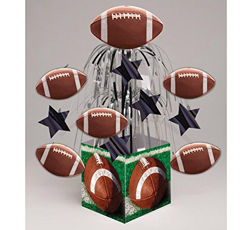 Tailgate Rush Centerpiece 1 Count
