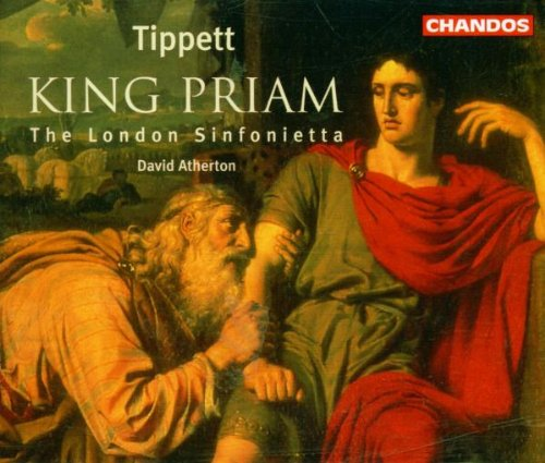 King Priam by Michael Tippett and David Atherton