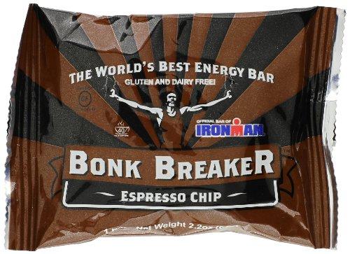 Bonk Breaker Energy Bar, Espresso Chip, 2.2 Ounce (Pack of 12) (Bonk Breakers Espresso Chip compare prices)