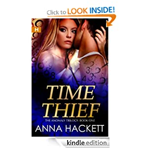 Time Thief (The Anomaly Trilogy)