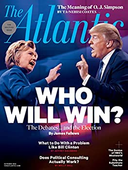 1-Yr The Atlantic Magazine Subscription