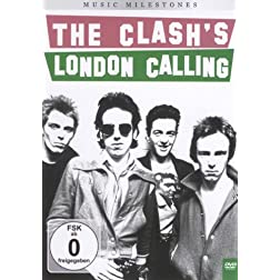 Music Milestones the Clash London's Calling