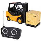 New Mini RC Toy Forklift Radio Remote Control Truck Car Gift