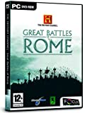 The History Channel: Great Battles Of Rome (PC DVD)