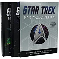 The Star Trek Encyclopedia Revised and Expanded Edition: A Reference Guide to The Future Hardcover Book