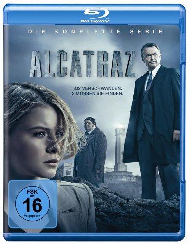 Alcatraz - Die komplette Serie [Blu-ray]