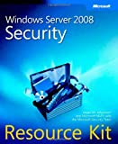 img - for By Jesper M. Johansson Windows Server?? 2008 Security Resource Kit (1st First Edition) [Paperback] book / textbook / text book