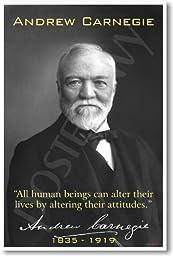 Andrew Carnegie - \