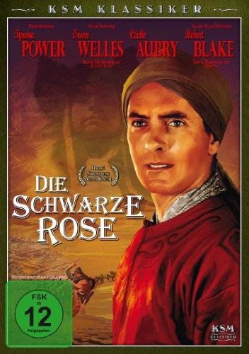 Die schwarze Rose - The Black Rose (KSM Klassiker)