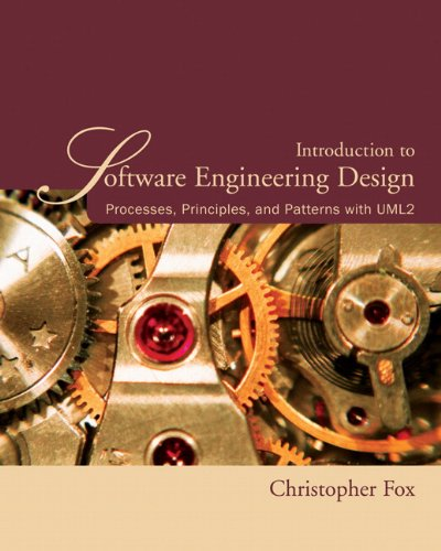 Introduction to Software Engineering Design: Processes,...