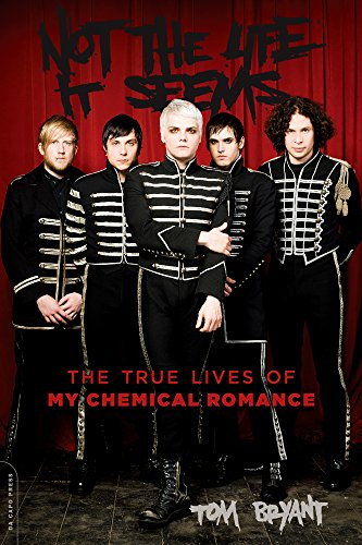 Not The Life It Seems: The True Lives Of My Chemical Romance front-892484