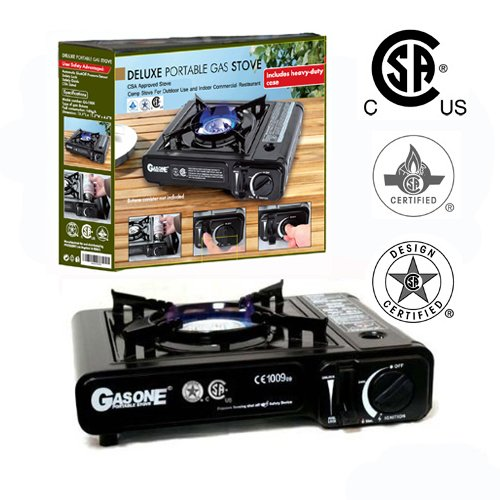 GASONE Portable Gas Stove CSA Approved