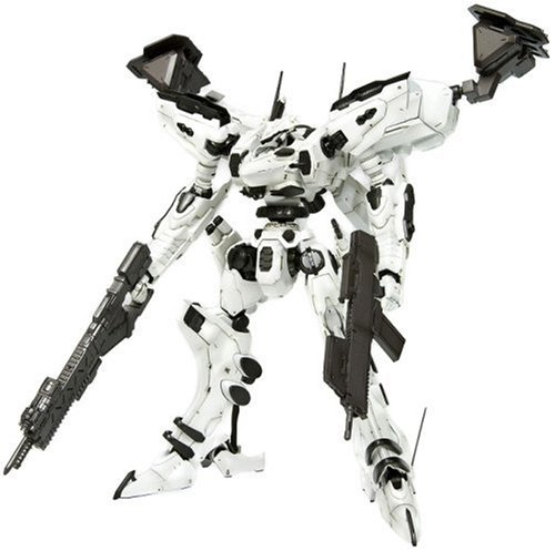 Armored Core 1/72 NX-04 Lineark White-Glint model kit