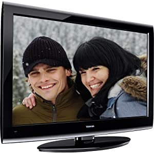 Toshiba 40G300U 40-Inch 1080p 120 Hz LCD HDTV (Black Gloss) (2010 Model)