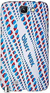 Timpax protective Armor Hard Bumper Back Case Cover. Multicolor printed on 3 Dimensional case with latest & finest graphic design art. Compatible with Samsung Galaxy Note II N7100 Design No : TDZ-27007