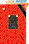 The Complete Book of Rules: Time test...