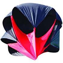 Gofit Power Chute Parachute With Adjustable Harness,Large