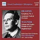 Les grands chefs d'orchestre: Otto Klemperer