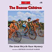 The Great Bicycle Race Mystery: The Boxcar Children Mysteries, Book 76 | Gertrude Chandler Warner