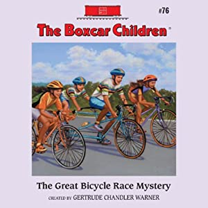 The Great Bicycle Race Mystery: The Boxcar Children Mysteries, Book 76 | [Gertrude Chandler Warner]