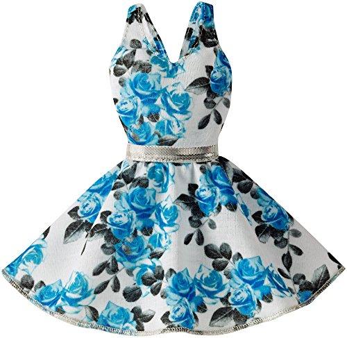 Barbie Fashion Dress - Floral - 1