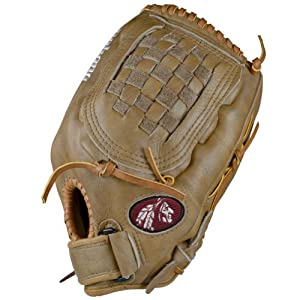 Nokona Banana Tan Fast Pitch BTF-1250C Softball Glove 12.5 inch (Right Handed Throw)